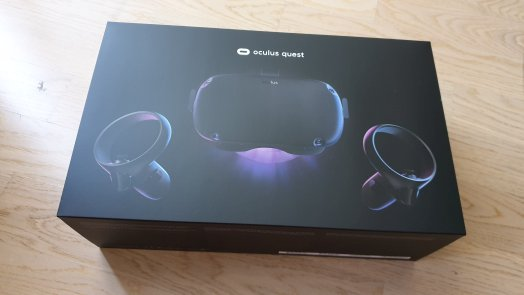 Foto Oculus Quest