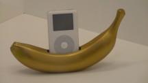 Apple und Banane