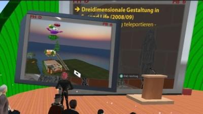 Beispiel der FH Düsseldorf - für 3D-Gestaltung im Rahmen eines Seminars